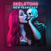 New Years Day - Skeletons