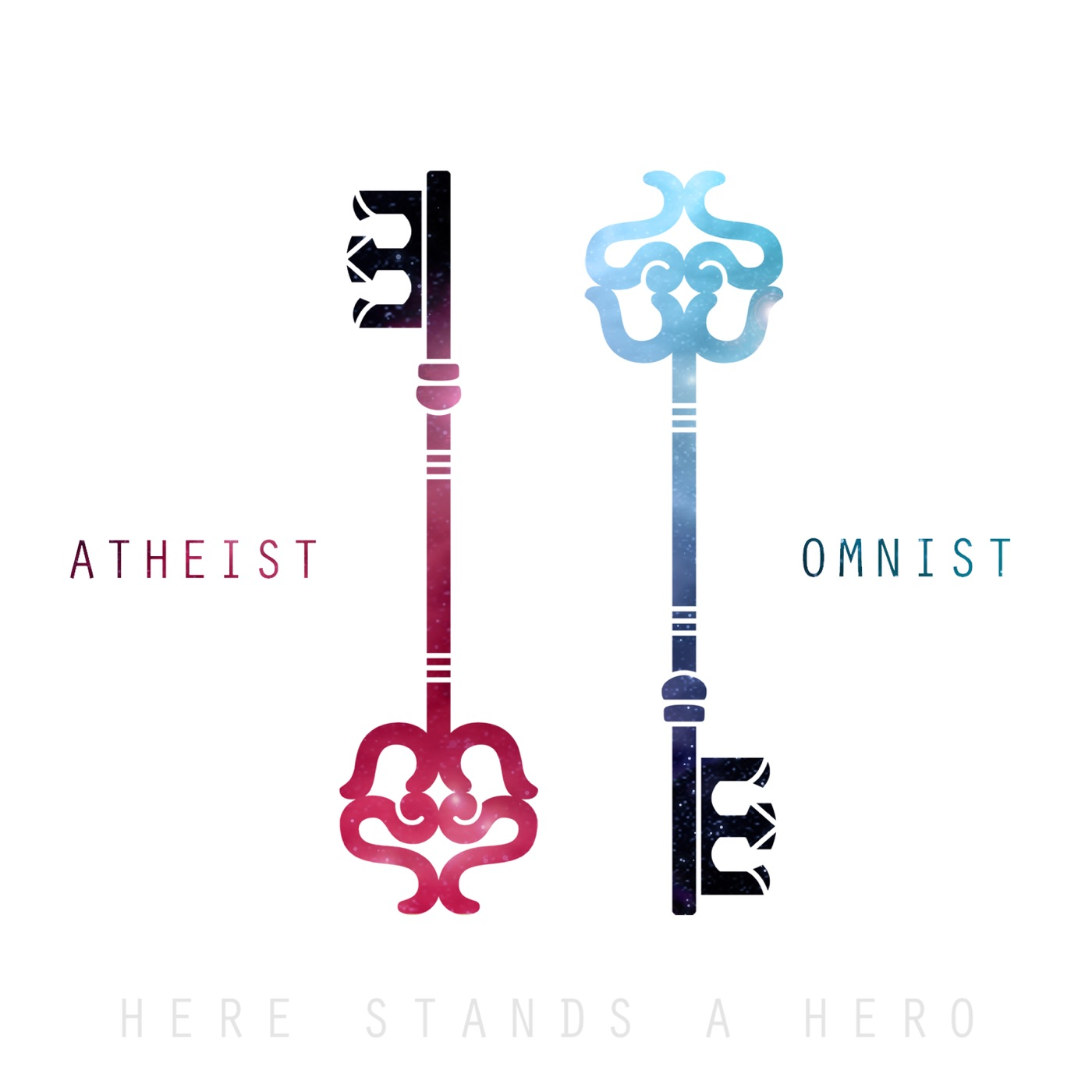 Here Stands A Hero - Atheist / Omnist (2018)