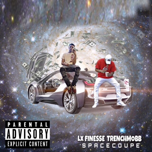 Space Coupe (feat. Trenchmobb) - Single