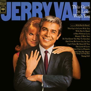 Jerry Vale - A Man Without Love