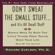 Richard Carlson - Don't Sweat the Small Stuff...And It's All Small Stuff (Abridged)
