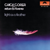 Chick Corea - Light As a Feather  artwork