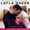 Layla Hagen - Anything for You (Unabridged)  artwork
