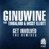 Get Involved feat Timbaland Missy Elliott The Remixes Single