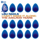Lou Rawls - When A Man Loves A Woman