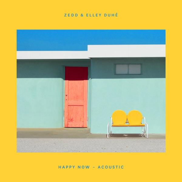 Happy Now (Acoustic) - Single