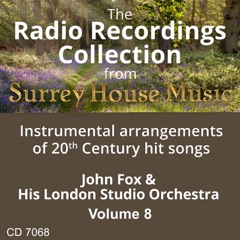 John Fox & His Studio Orchestra, Vol. 8