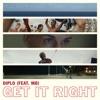 Get It Right feat MØ Single