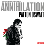 Annihilation - Patton Oswalt - Patton Oswalt