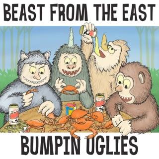 Wild males bumping uglies