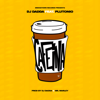 Dj Dadda & Plutónio - Cafeína (feat. Plutónio) grafismos