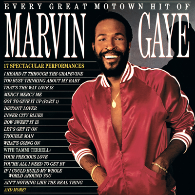 Got to Give It Up, Pt. 1 - Marvin Gaye song