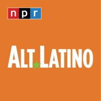 Podcast cover art for Alt.Latino