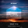 DE GRAAL' - What You (Remix)
