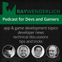 The raywenderlich.com Podcast: For App Developers and Gamers podcast