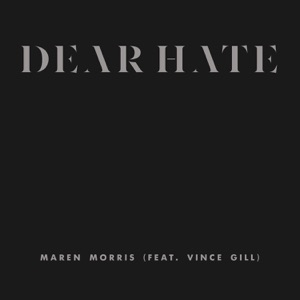 Dear Hate (feat. Vince Gill) - Single Mp3 Download