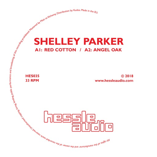 Red Cotton - EP by Shelley Parker