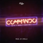 Commando (feat. Wizkid & Ceeza Milli) - Mut4y