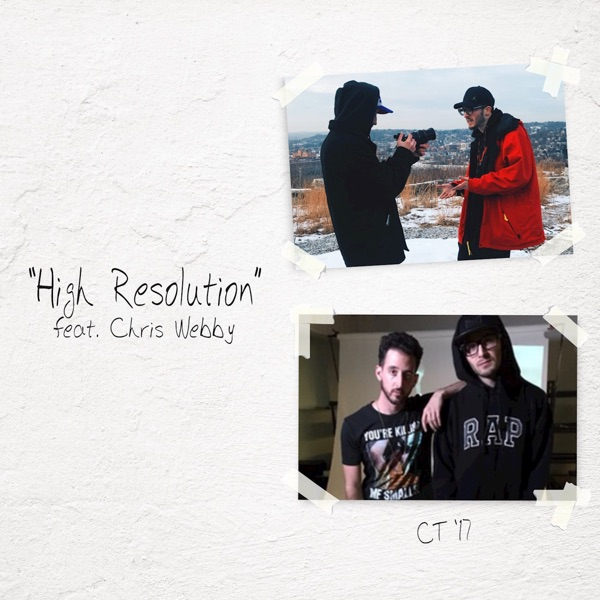 High Resolution (feat. Chris Webby) - Single