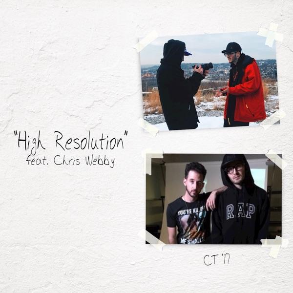 High Resolution (feat. Chris Webby) - Single