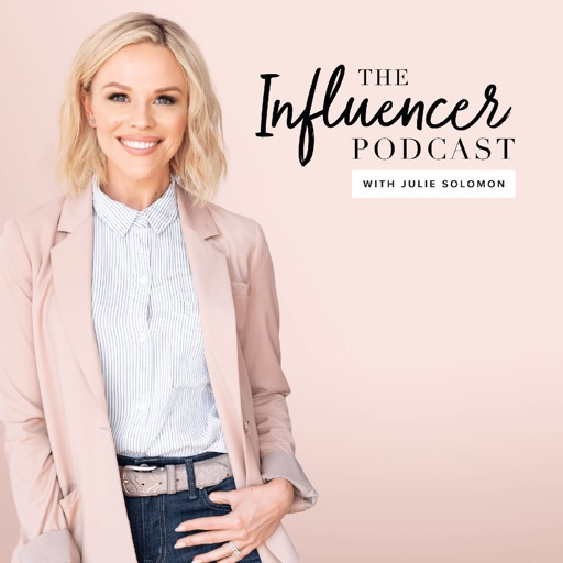 Cover image of The Influencer Podcast