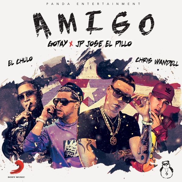 Amigo Mío (feat. Gotay, Chris Wandell & El Chulo) - Single