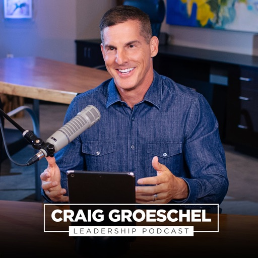 Cover image of Craig Groeschel Leadership Podcast