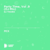 Party Time, Vol .9 (DJ Mix) (DJ Mix) - DJ Khaled & J. Cole