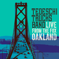 Tedeschi Trucks Band - Live from the Fox Oakland artwork