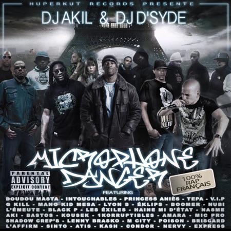 DJ AKIL & DJ D'SYDE - MICROPHONE DANGER