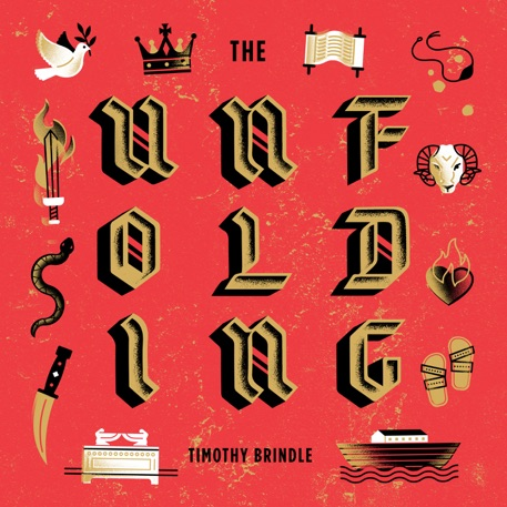 Timothy Brindle - The Unfolding (2018)