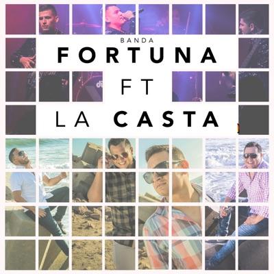 Palomazo Con La Casta (En Vivo) - EP - Banda Fortuna