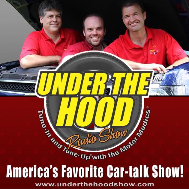 Under The Hood Automotive Talk Show By Under The Hood Car Radio Show - Car talk radio show