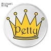 King of Petty (feat. Def Space) - Single, Michael King