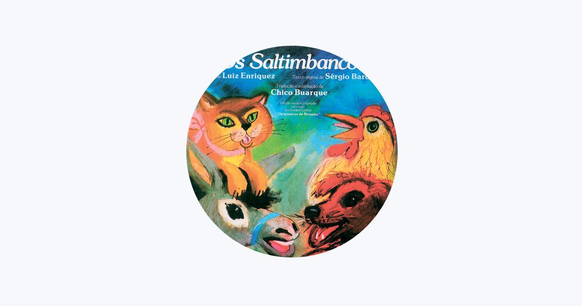 CD SALTIMBANCOS BAIXAR