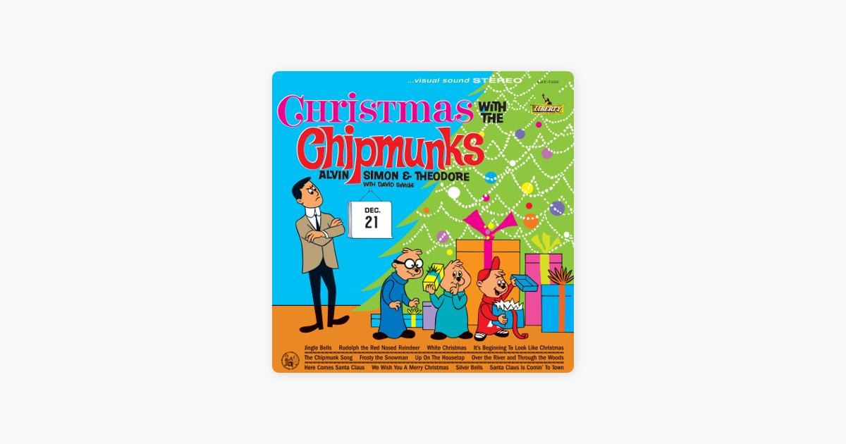 Christmas With The Chipmunks, Vol. 1 by The Chipmunks & David ...