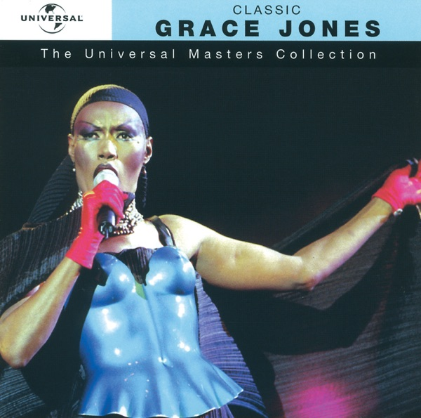 Grace Jones mit Pull Up To The Bumper