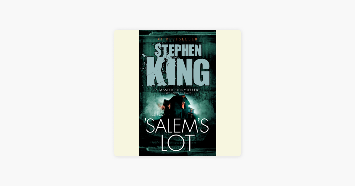 Salem's Lot (Unabridged) - Stephen King