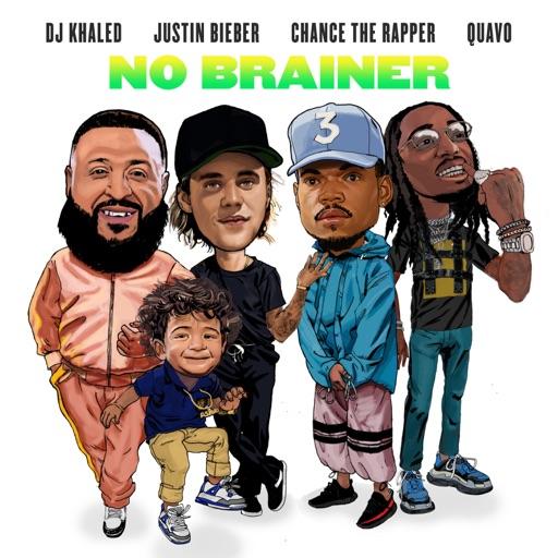 No Brainer (feat. Justin Bieber, Chance the Rapper & Quavo) - Single