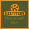 Various Artists - Kontor Top of the Clubs 2018.02 Grafik