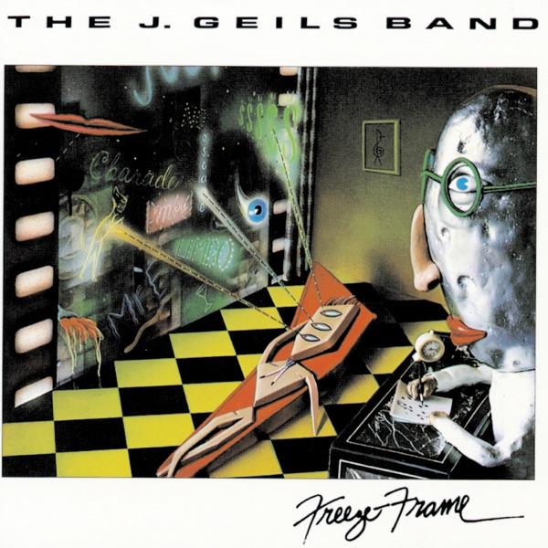 The J. Geils Band mit Centerfold