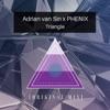 Triangle with Phenix with Phenix Single