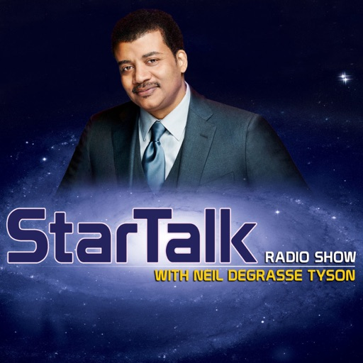 Cover image of StarTalk Radio
