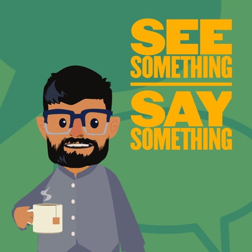 Cover image of See Something Say Something