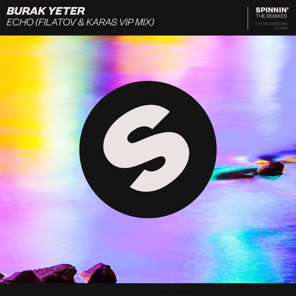 Echo (Filatov & Karas VIP Mix) - Burak Yeter song image