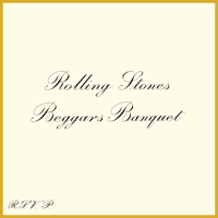 ザ・ローリング・ストーンズ - Beggars Banquet (50th Anniversary Edition) artwork