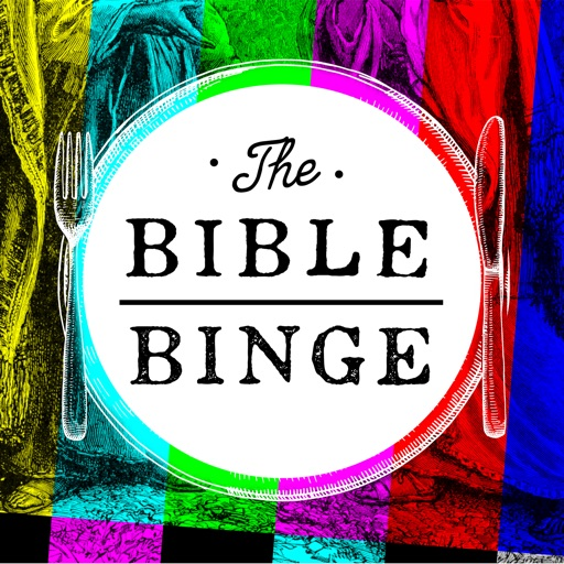 Cover image of The Bible Binge