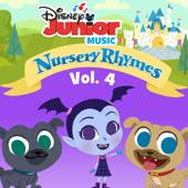 Disney Junior Music: Nursery Rhymes Vol. 4 - EP