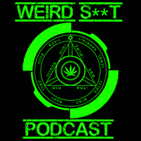 Podcast cover art for Weird S**t Podcast
