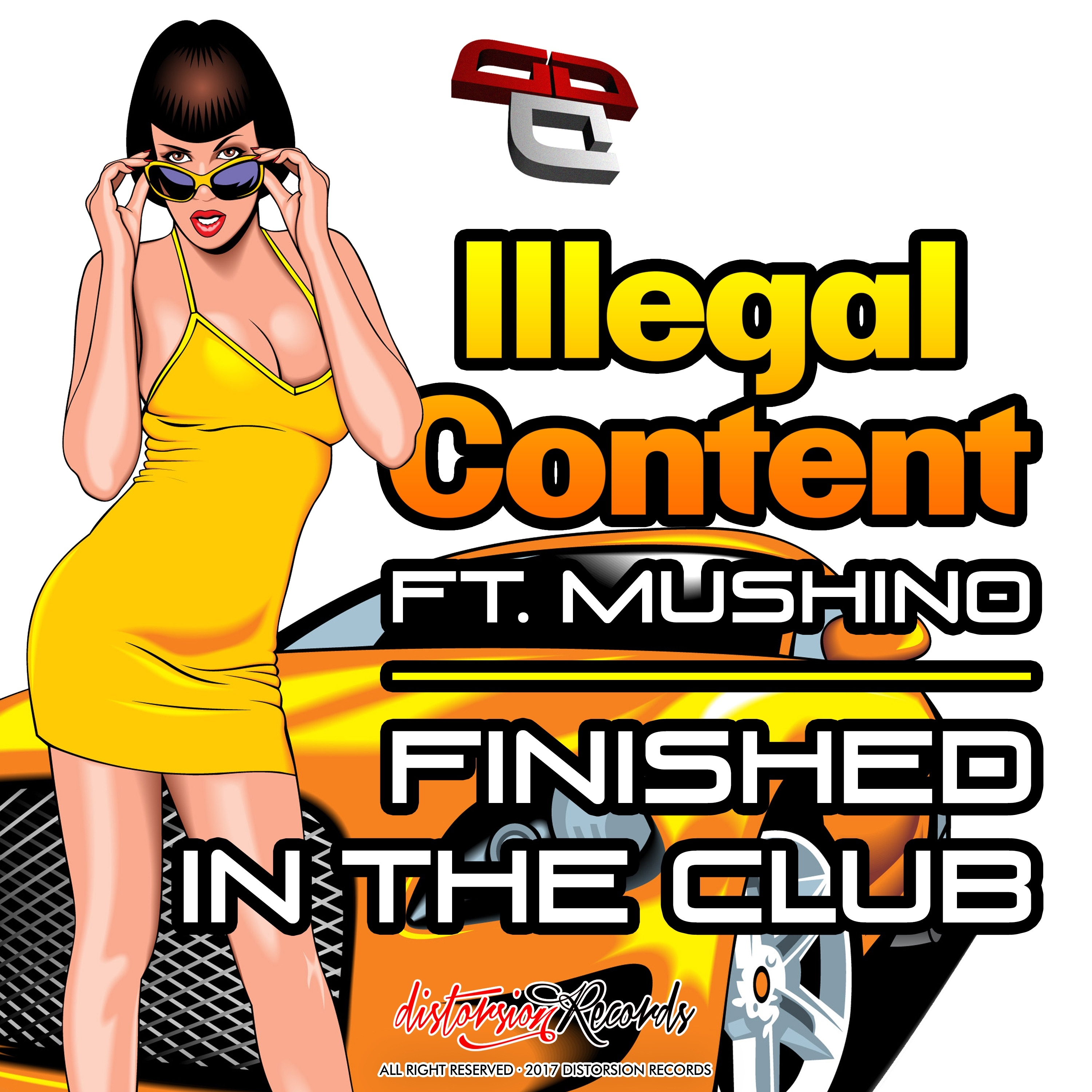 Finished in the Club (feat. Mushino) - Single